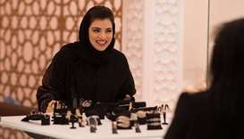 Qatari designers' collections at DJWE reflect country's heritage