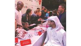 Sir Mo Farah meet-and-greet at MoQ