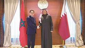 Deputy PM meets Moroccan minister