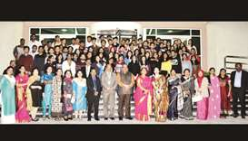 DPS-MIS organises its 4th Alumni Meet