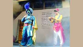 'Aladdin and the Genie' show captivates audience