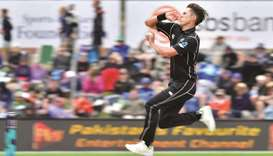 Five-star Boult helps New Zealand take series