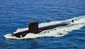 Shang-Class nuclear-powered attack submarine