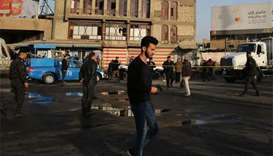 Twin suicide bombing in Iraqi capital kills 31 people