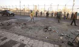 Baghdad twin suicide bombing kills 31