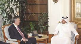 Prime Minister meets Boeing CEO