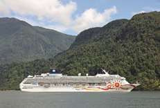 Cruising around Cape Horn is South American adventure