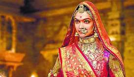 India's film censor board had cleared 'Padmaavat' for release