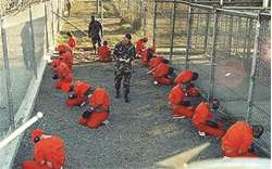 Close Guantanamo, oppose torture