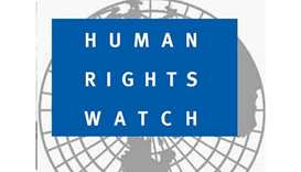 HRW blasts Bahrain for rights abuse, praises Qatar