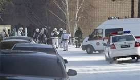 Siberian teen wounds six in school axe attack