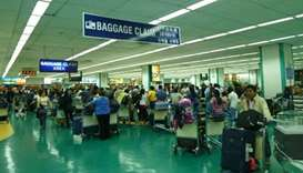 Philippines' main airport sacks contractor over baggage thefts