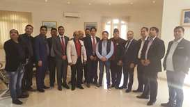 Nepali Business Association Qatar elects new working committee