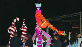 Entertainment aplenty as Katara Winter Festival ends