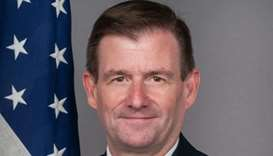 David Hale, US Ambassador to Pakistan