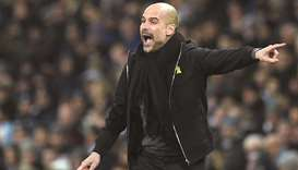 City won't fall into complacency trap: Guardiola