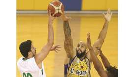 Qatar Basketball League