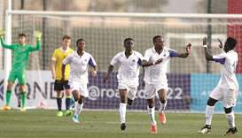 Aspire Football Dreams too strong for Fenerbahce