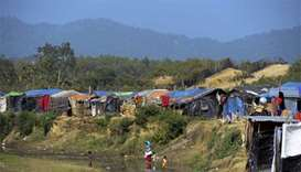 Bangladesh forces detain Rohingya leader in camp raid