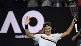 Federer dispatches Berdych to reach semi-final
