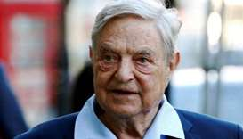 Soros to Google, Facebook: 'Your days are numbered'