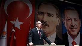 Erdogan threatens to expand offensive to other Syrian cities