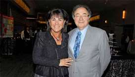 Canadian billionaire and wife 'targeted' in double murder
