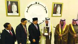 Qatar-Indonesia trade volume reaches $430mn