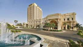 Riyadh's Ritz-Carlton hotel to reopen on February 11