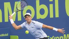 Coric thrills as second seed Pablo goes Bust(a)