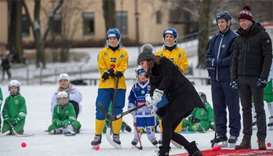 Prince William and Kate kick off Nordic visit
