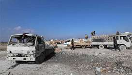 Syria fighting displaces 270,000 in winter: UN
