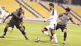 Qatar SC beat Umm Salal in friendly