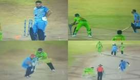 Match-fixing caught on camera