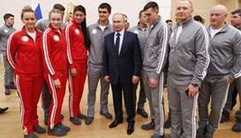 Russia to hold competition for banned Olympic athletes