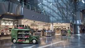 Qatar Duty Free opens second Harrods store at HIA