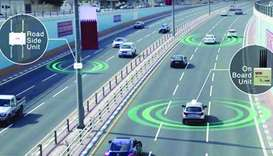 'Connected car' technology to make Doha debut soon