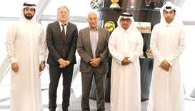 FIFPro delegation meets Qatar Players' Association
