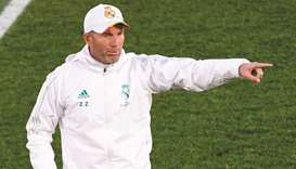 Zidane, Real hoping for more glory