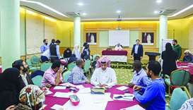 QRCS trains 31 volunteers in disaster management