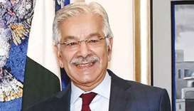 Pakistan's former FM Asif allowed to contest election