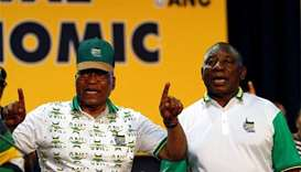 ANC calls for unity as rift over Zuma widens