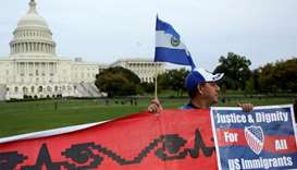 US ends protected status for 200,000 Salvadorans