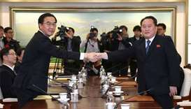 Korea talks