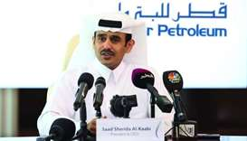 Qatar Petroleum president and CEO Saad Sherida al-Kaabi