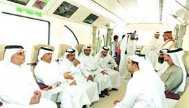 Doha Metro project more than 73% completed, says transport minister