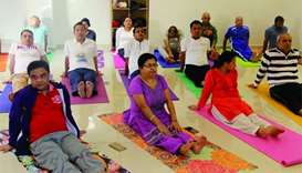 Yoga 'a durable remedy for mental ailments'