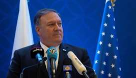 Pompeo calls for unity of GCC member states