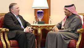 2nd Qatar-US dialogue underlines keenness to enhance bilateral ties