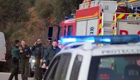 Spain holds its breath over child apparently trapped in well shaft